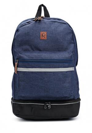Рюкзак Reima. Цвет: синий