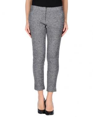 Повседневные брюки TAKESHY KUROSAWA. Цвет: серый