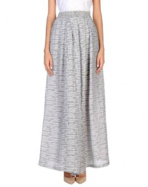 Длинная юбка JIJIL. Цвет: серый