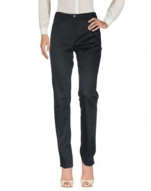 Повседневные брюки PAZ TORRAS. Цвет: темно-синий