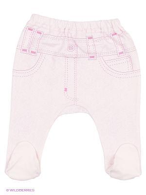 Ползунки Linas Baby. Цвет: розовый
