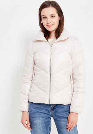 Куртка утепленная Baon. Цвет: бежевый