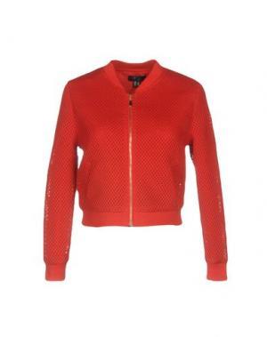 Куртка CUTIE. Цвет: красный