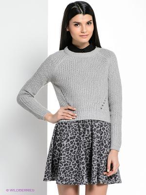 Джемпер New Look. Цвет: серый