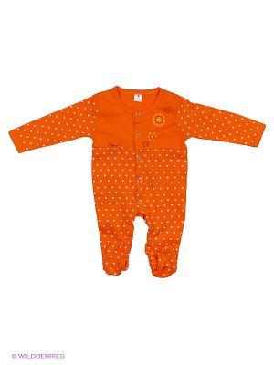 Комбинезон БЕБИ БУМ Сиб. Цвет: оранжевый