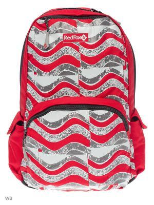Рюкзак Portland Red Fox. Цвет: красный