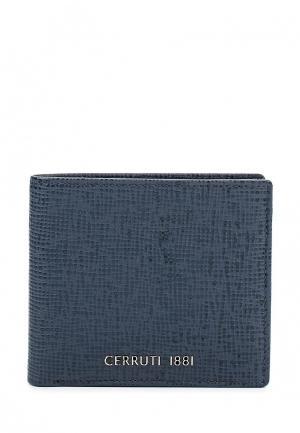 Портмоне Cerruti 1881. Цвет: синий