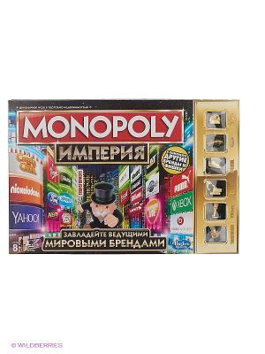 Монополия Империя Hasbro. Цвет: черный, красный