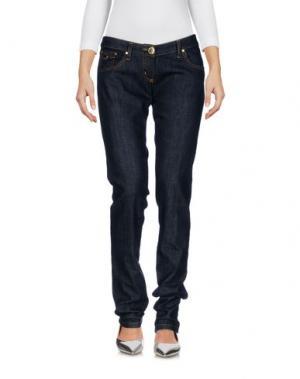 Джинсовые брюки CELYN B.. Цвет: синий