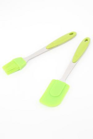 Кухонный набор 2 предмета Calve. Цвет: зеленый