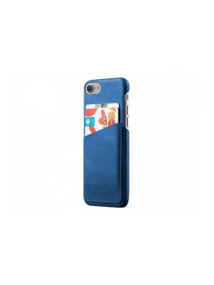 Чехол-бампер для iPhone 7 ZAVTRA. Цвет: голубой