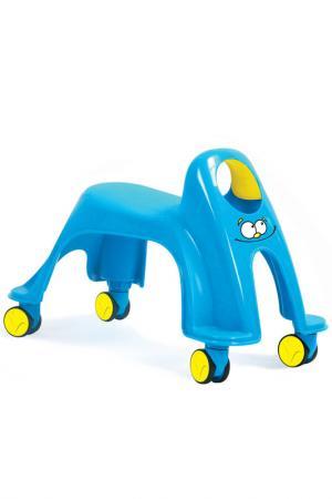 Каталка детская «ВИХРЬ» BRADEX. Цвет: голубой