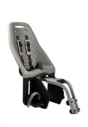 Велокресло детское Thule. Цвет: серый