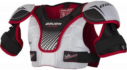 Нагрудник хоккейный детский  Vapor LIL Rookie Bauer