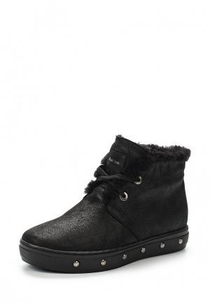 Ботинки Simen. Цвет: черный