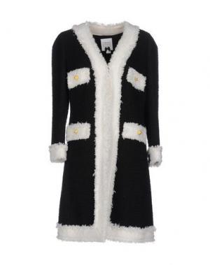 Пальто EDWARD ACHOUR. Цвет: черный