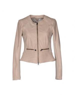 Куртка TWENTY EASY by KAOS. Цвет: розовый