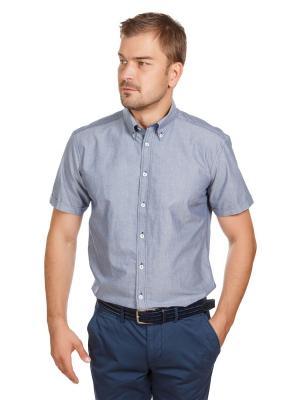 Рубашка Oxford McNeal. Цвет: темно-синий