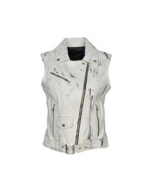 Куртка ONE. Цвет: светло-серый