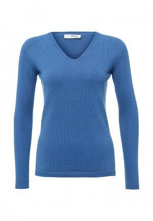 Пуловер Lovini. Цвет: синий