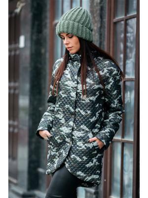 Куртка Exalta. Цвет: зеленый