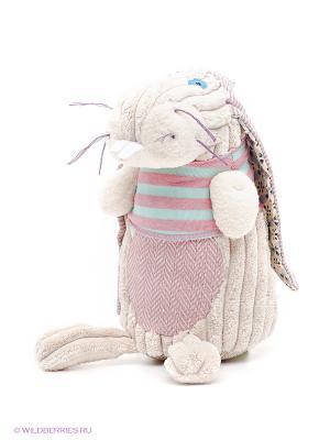 Музыкальная игрушка Кролик Deglingos. Цвет: бежевый, розовый
