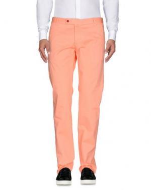 Повседневные брюки PANAMA. Цвет: лососево-розовый
