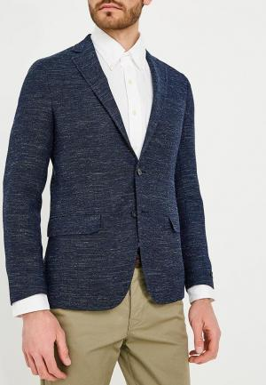 Пиджак Lagerfeld. Цвет: синий