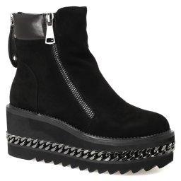 Ботинки  RA0819 черный GIANNI RENZI