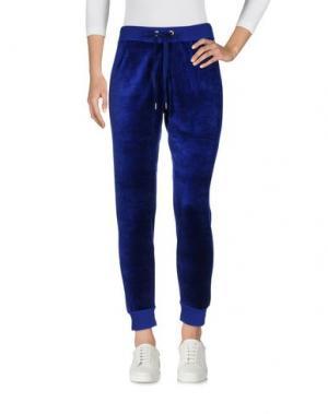 Пляжные брюки и шорты VDP BEACH. Цвет: ярко-синий