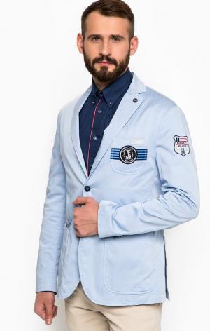 Пиджак HarmontBlaine. Цвет: голубой