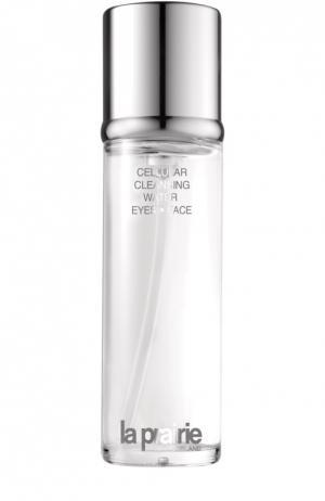 Очищающая вода для кожи лица и глаз Cellular Cleansing Water Eyes and Face La Prairie. Цвет: бесцветный