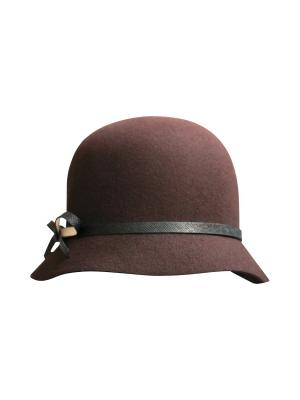 Шляпа Cardinal&Margo. Цвет: коричневый