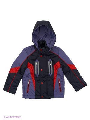 Куртка Disvey. Цвет: сиреневый