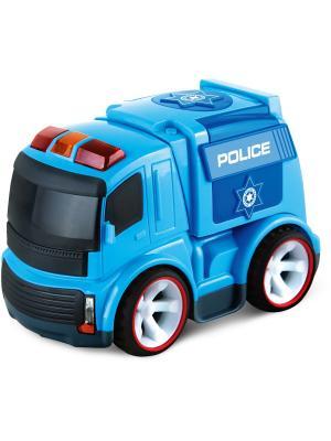 Машинка инерционная Полиция Blue Sea. Цвет: синий, голубой