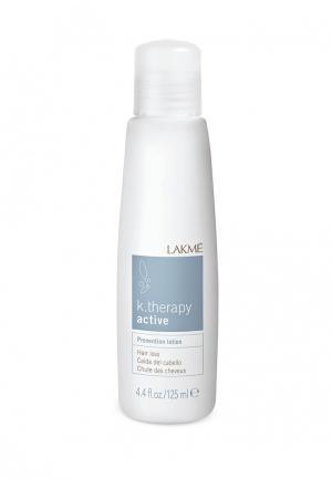 Лосьон от выпадения волос Lakme. Цвет: белый
