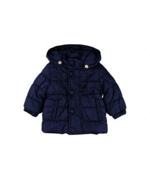Куртка AMORE. Цвет: темно-синий