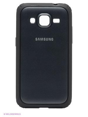 Чехол Protective Cover для Samsung Core Prime. Цвет: черный