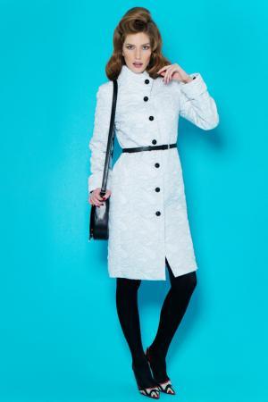 Пальто Eurydike. Цвет: белый