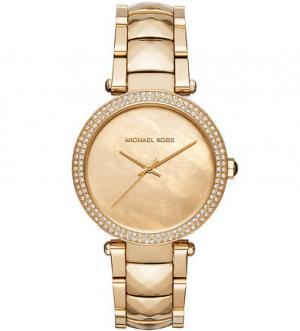 Часы с металлическим браслетом Michael Kors