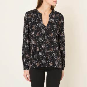 Рубашка NINE BA&SH. Цвет: черный