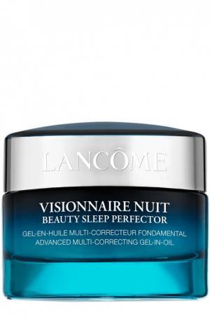 Мультиактивный ночной гель-масло Visionnaire Nuit Lancome. Цвет: бесцветный