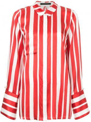 Рубашка Aspen Mother Of Pearl. Цвет: красный
