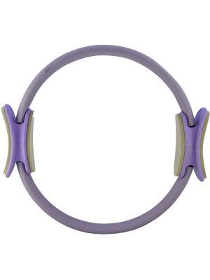 Кольцо для пилатес  APR-02 Atemi. Цвет: фиолетовый