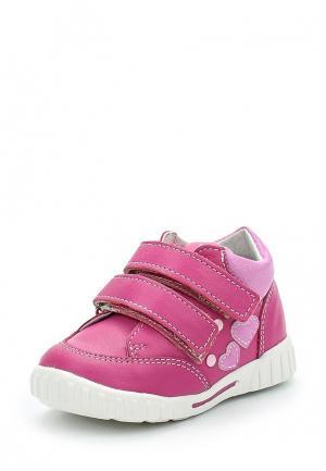 Ботинки Юничел. Цвет: розовый