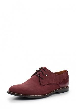Туфли Giatoma Niccoli. Цвет: бордовый