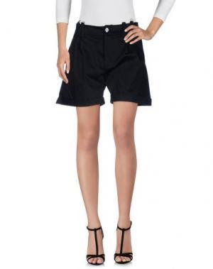 Повседневные шорты SHI 4. Цвет: черный