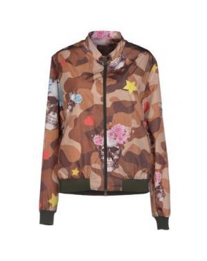 Куртка FIFTEEN AND HALF. Цвет: хаки