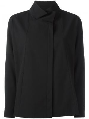 Куртка с высокой горловиной Demoo Parkchoonmoo. Цвет: чёрный