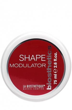 Крем для укладки с легкой фиксацией, толстых волос La Biosthetique. Цвет: бесцветный